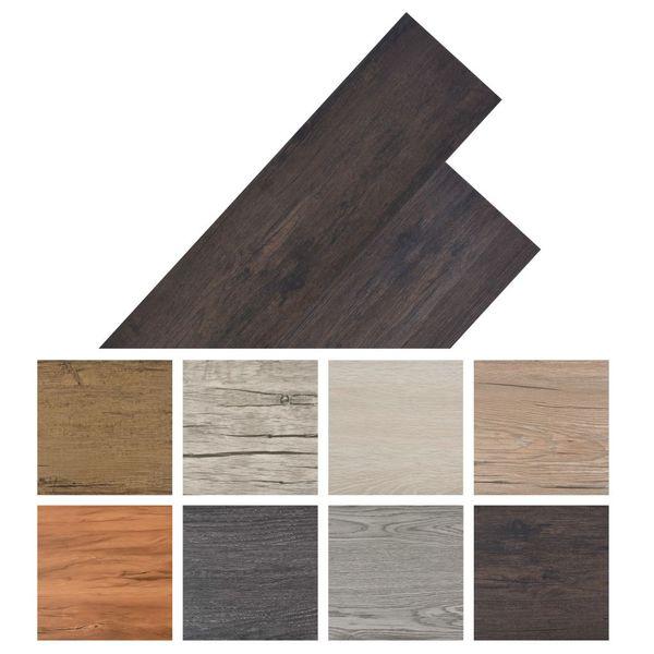 Panele podłogowe z PVC, 5,26 m², ciemnoszary dąb na Arena.pl