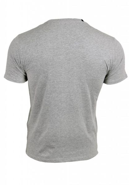 REPLAY Men's Printed Cotton Jersey T-Shirt Grey Melange M34812660-M02 - L zdjęcie 2