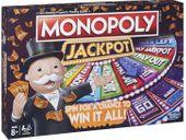 HASBRO B7368 Monopoly Jackpot