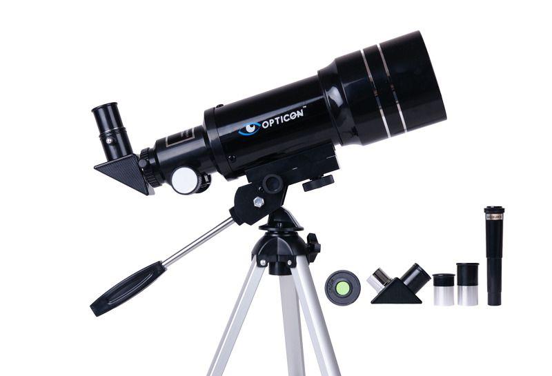 Teleskop Apollo 70300150x Dodatki