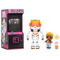 L.O.L Surprise Boys Arcade Heroes Cool Cat lalka w automacie do gier