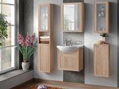 Meble łazienkowe, systemowe PIANO zestaw