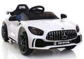 MERCEDES GTR AUTO NA AKUMULATOR 2xSILNIK + PILOT 2.4G
