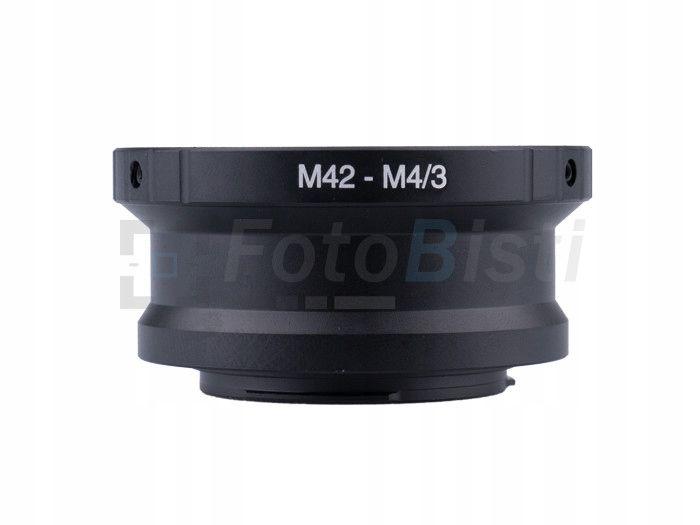 ADAPTER redukcja M42 na micro M4/3 M43 klucz na Arena.pl