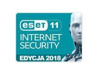 ESET Internet Security 1PC / 3Lata Odnowienie