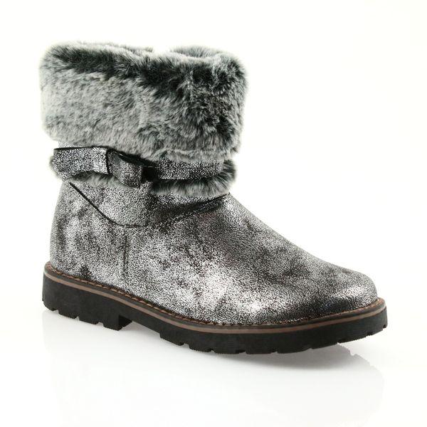 American kozaki buty zimowe z futerem 17042 r.31 zdjęcie 3