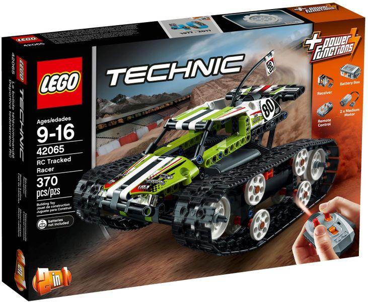 LEGO TECHNIC 42065 Zdalnie Sterowana Wyścigówka zdjęcie 1