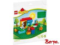 LEGO 2304 Duplo - Płytka konstrukcyjna - Zielona