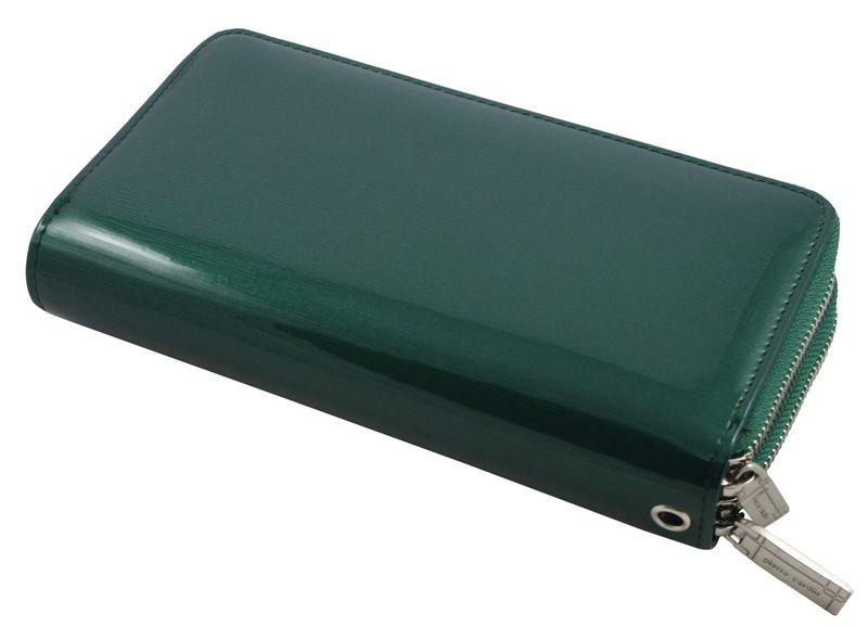 Saszetka podwójna damska Pierre Cardin, kolor zielony zdjęcie 5