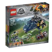 LEGO Jurassic World  Pościg za śmigłowcem 75928