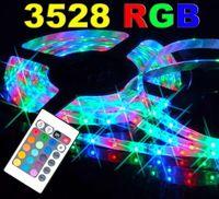 Taśma LED wodoodporna RGB 600LED SMD 10m (2x5m) zestaw