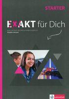 Exakt fur Dich Starter Książka ćwiczeń z płytą DVD + Zestaw ćwiczeń do filmów