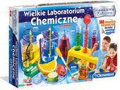 Wielkie Laboratorium Chemiczne 180 Doświadczeń