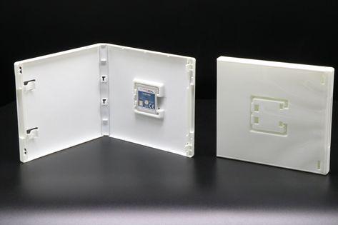 Pudełko na kartridż 3DS  / pudełko na grę 3DS