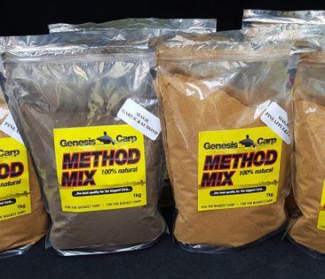 GENESIS CARP Magic MethodMix N-Butyric Acid-Fish 0,9kg