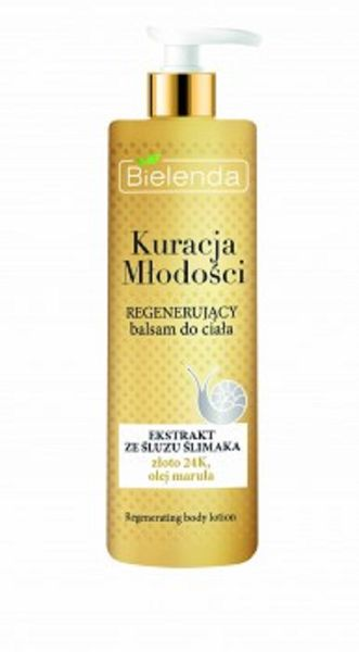 Balsam do Ciała ze Śluzem Ślimaka Bielenda 400ml na Arena.pl