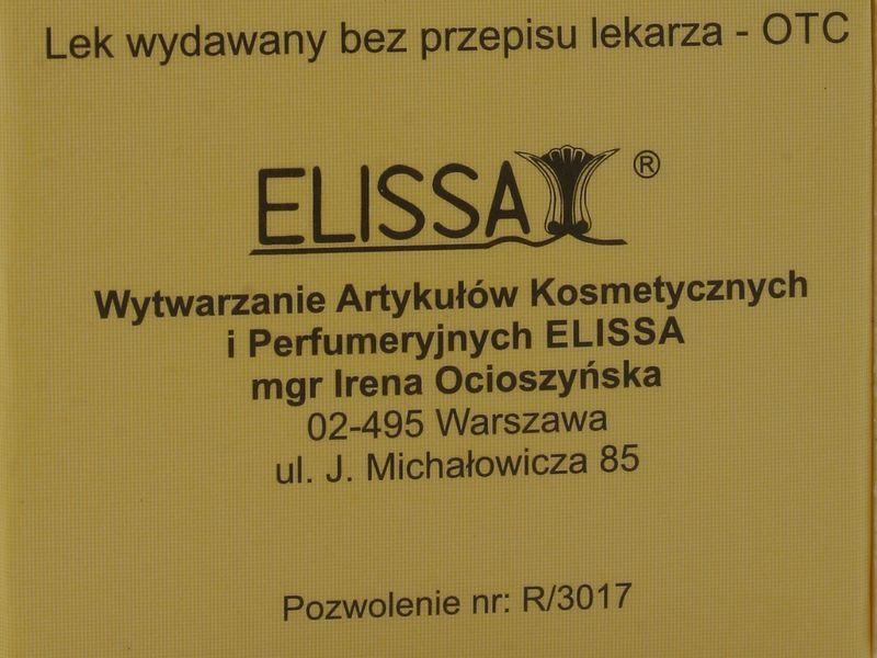 Maść rumiankowa - Elissa - 10 g zdjęcie 4