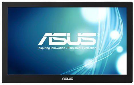 "Monitor Asus 15.6"" 1366 X 768 90Lm00I0-B01170 Czarno-Srebrny"