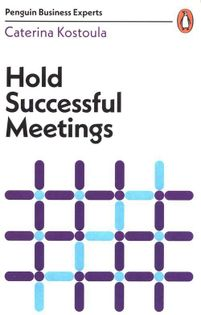 Hold Successful Meetings Kostoula Caterina
