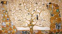 Reprodukcje obrazów Drzewo Życia - Gustav Klimt Rozmiar - 90x50