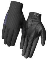 Rękawiczki damskie GIRO RIV'ETTE CS długi palec black electric purple roz. M (obwód dłoni 170-189 mm / dł. dłoni 170-184 mm) (NEW)