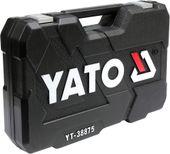 ZESTAW NARZĘDZIOWY 126 CZĘŚCI YATO  YT-38875 zdjęcie 5