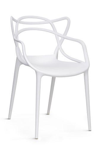 Krzesło LOLY nowoczesne BIAŁE !!! TOP MEBLE !!! na Arena.pl