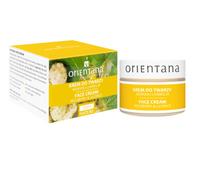 Orientana - Krem do twarzy. Morwa i lukrecja - 40 g