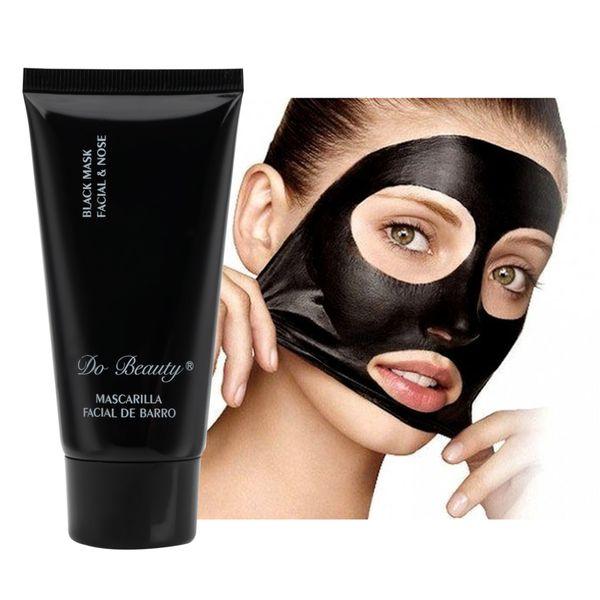 XM407 Czarna maska black mask PILATEN tuba 60ml zdjęcie 2