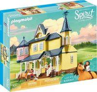 Szczęśliwy dom Lucky 9475 Playmobil