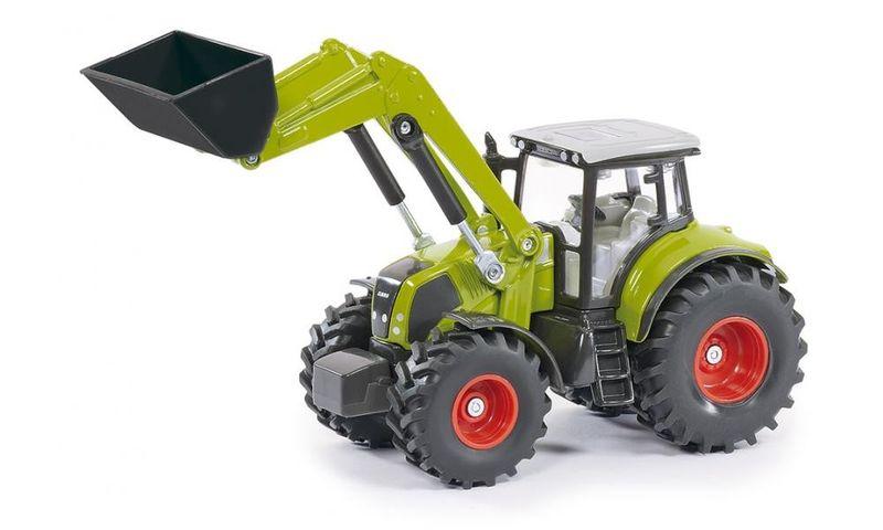 Siku Traktor Class z przednią ładowarką zdjęcie 2