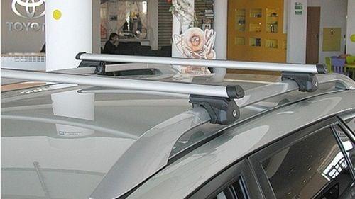 BAGAZNIK DACHOWY NA RELINGI VW PASSAT B5, B6, B7 na Arena.pl