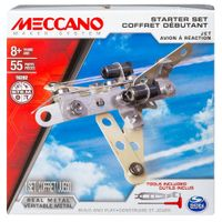 Meccano Core Zestaw Startowy Jet