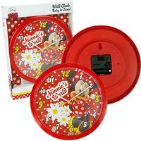 Zegar Ścienny Minnie`s World Licencja Disney (WD10461)