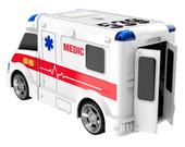 Ambulans, auto karetka Flota Miejska Dumel zdjęcie 2