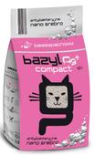 BAZYL Ag+ COMPACT BEZZAPACHOWY 10L żwirek dla kota