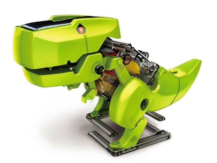 Solarny Dinozaur 4w1 Zabawka edukacyjna ZA1082 zdjęcie 11