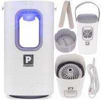 Lampa OWADOBÓJCZA UV LED Owady Muchy Komary USB