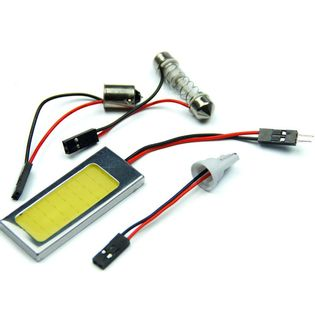Uniwersalny moduł COB 12V/3W W5W, C5W, C10W, T10, T4W, BA9S 36led