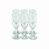 Kpl. kieliszków do szampana LAV MISKET 190 ml 6 szt