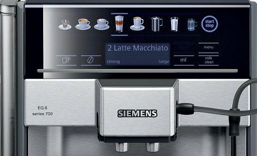 Ekspres do kawy Siemens EQ.6 Plus TE651209RW zdjęcie 3
