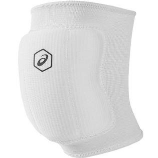 Nakolanniki siatkarskie Asics Basic Kneepad białe 146814 0001