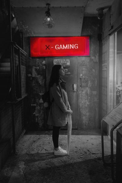 FOTEL GAMINGOWY X-GAMING HONGHAI krzesło gracza na Arena.pl