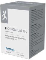 F-Chromium 200 Chrom 200mcg 60 porcji 48g ForMeds