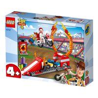 LEGO 10767 TOY STORY 4 POKAZ KASKADERSKI DIUKA KABUM