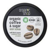 Organic Shop Peeling do ciała Brazylijska kawa - 250 ml