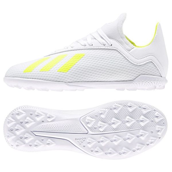 1ab3053ff Buty piłkarskie adidas X 18.3 Tf Jr BB94 r.33 • Arena.pl