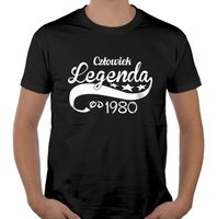 Koszulka męska na urodziny 30 40 50 60 70 lat L ur13