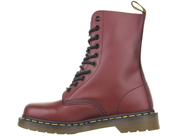Dr. Martens Cherry Red Smooth 1490 -10092600 - 41 zdjęcie 2