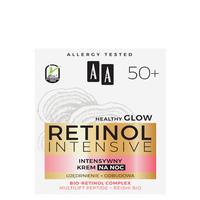AA Retinol Intensive 50+ Krem na noc odbudowa 50ml